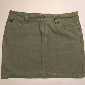 Vintage Tommy Hilfiger Denim Skirt